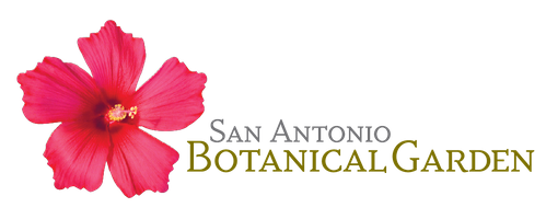 San Antonio Botanical Garden Society Logo