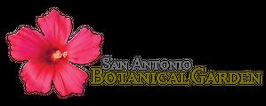 San Antonio Botanical Garden Logo